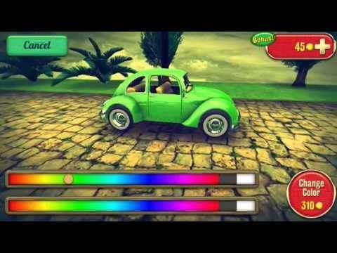 Видеообзор игры на Андроид от Cosmos3D: Vertigo Racing