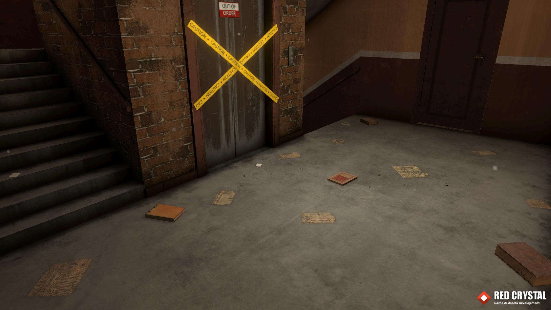 Modular Corridor