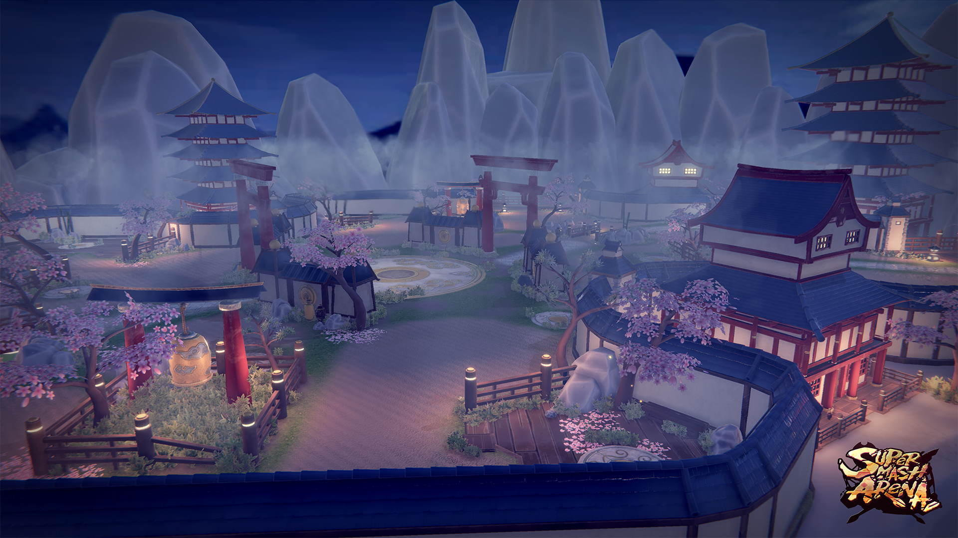 Super Smash Arena (In Development)