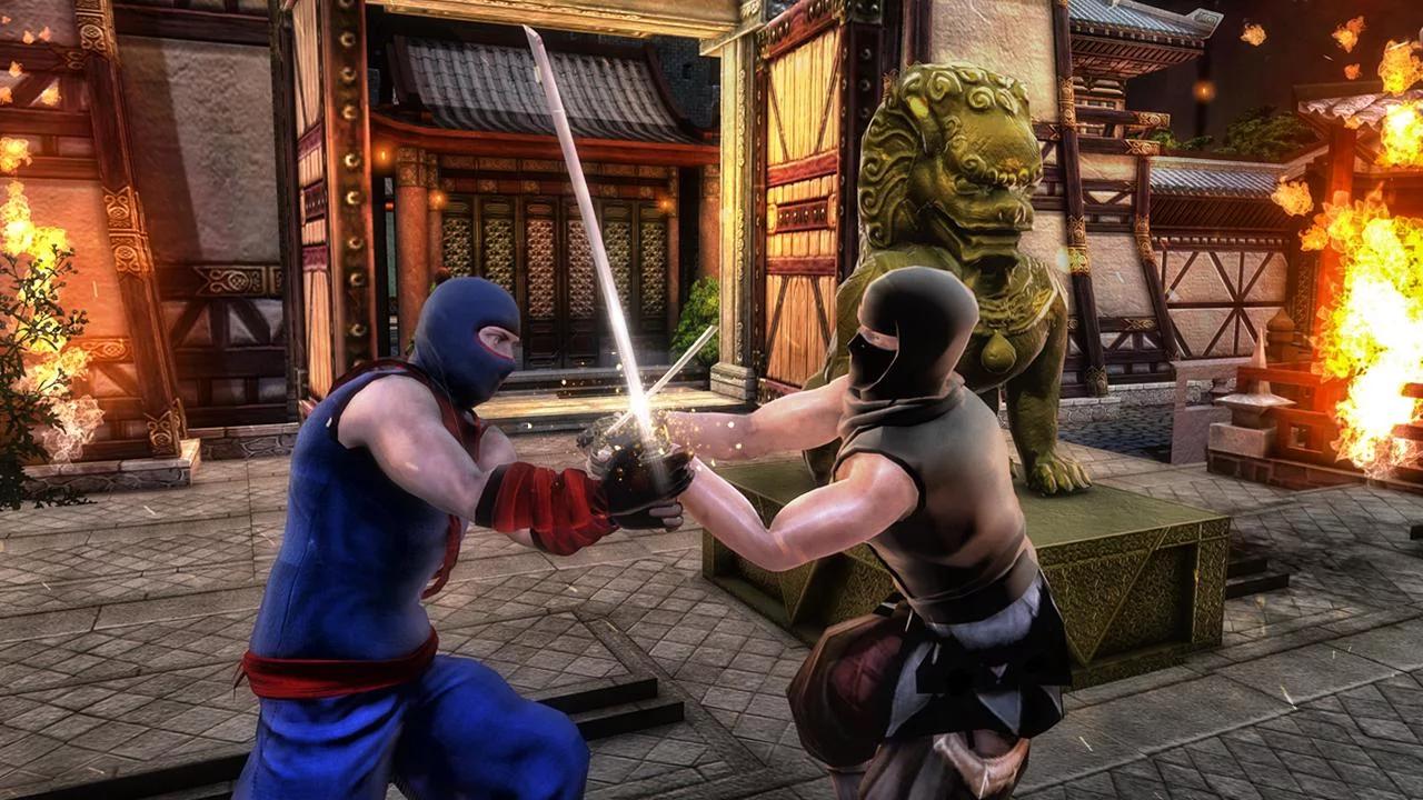 Fatal Ninja Warrior