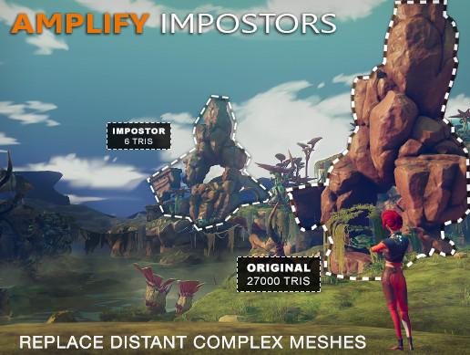 Amplify Impostors [BETA]