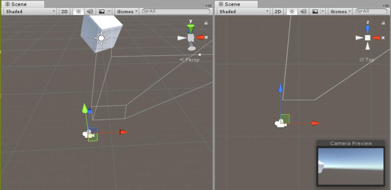 UnityのCameraに非対称なfrustumをセットする