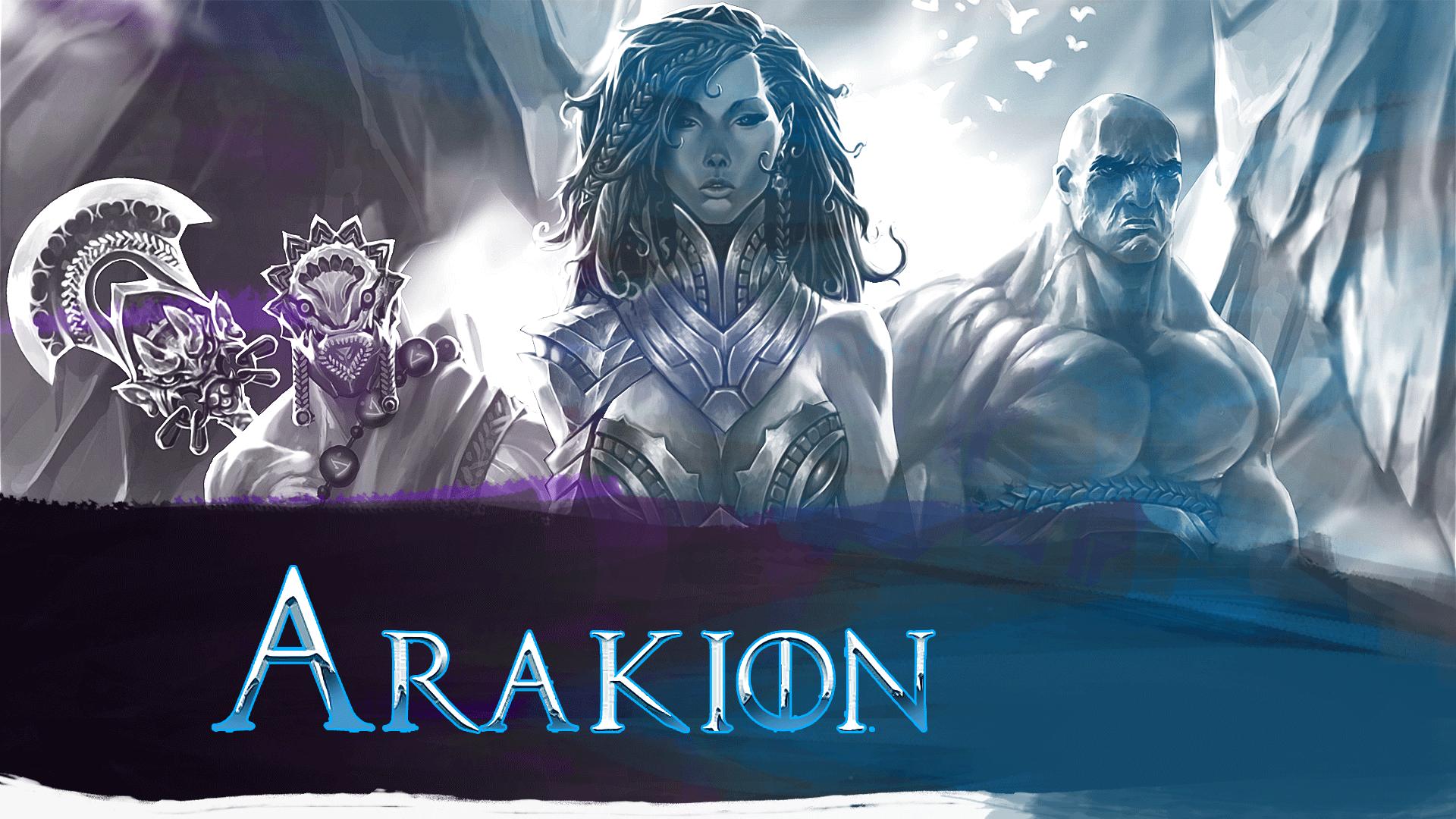 Arakion: Book One
