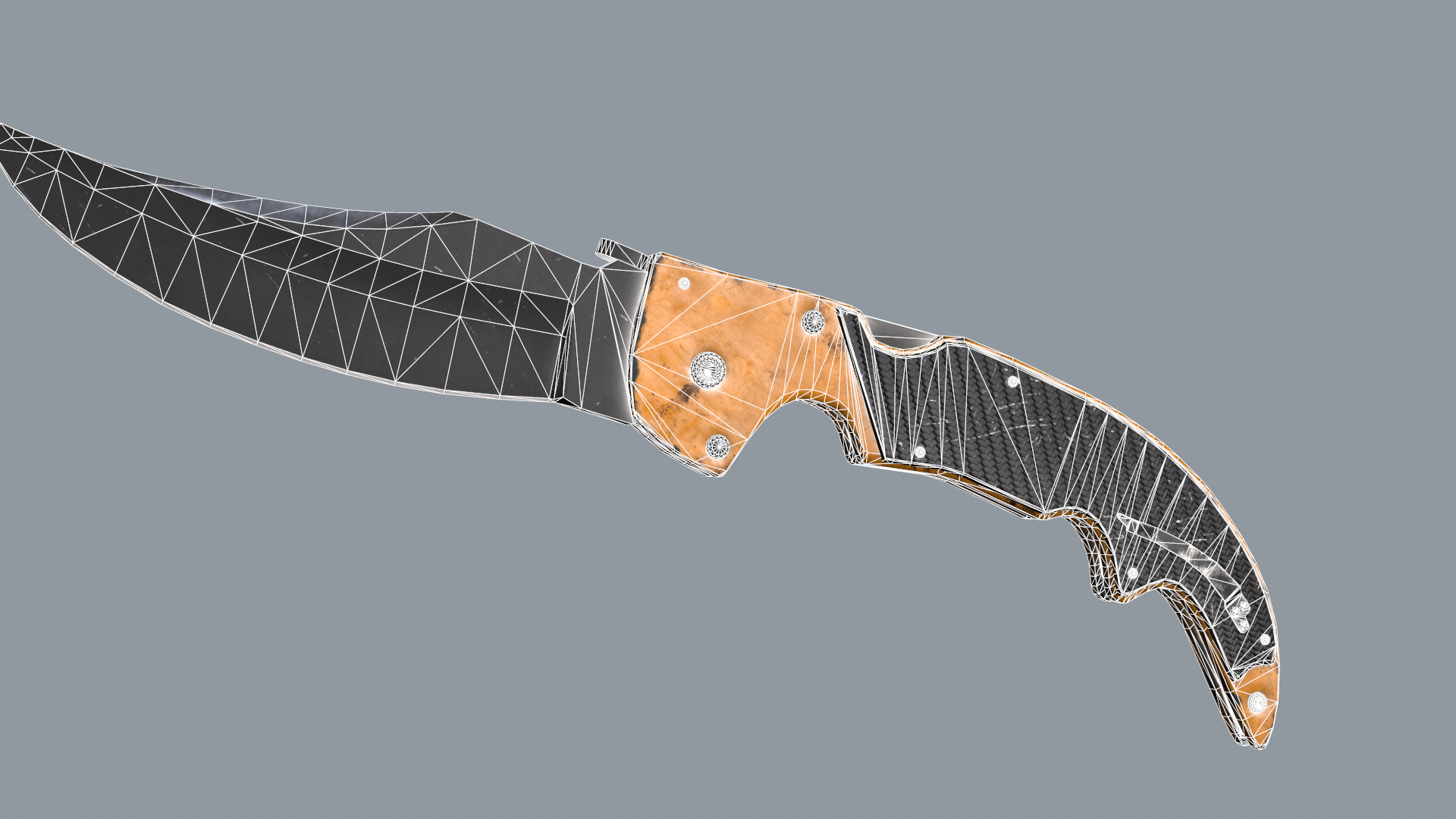 Falchion Knife