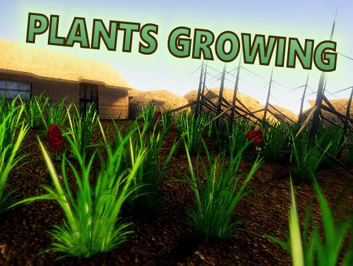 [AssetStore] Plants Growing System v3