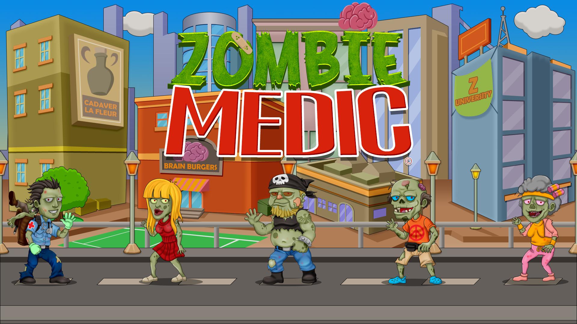 Zombie Medic