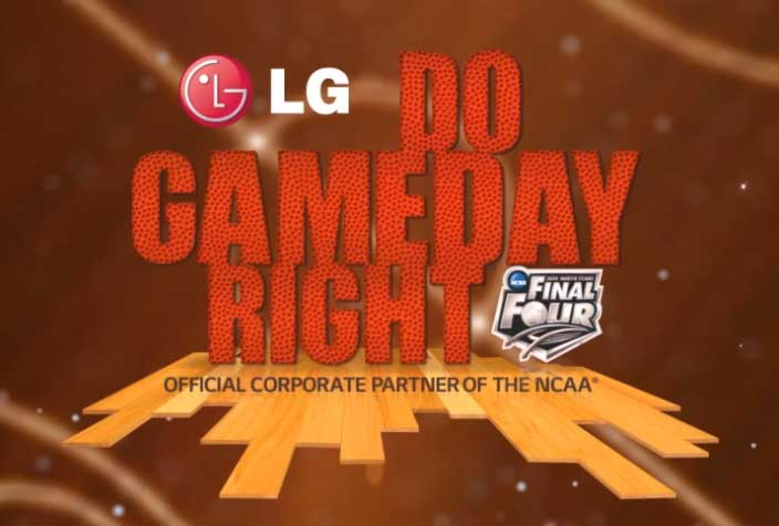 LG Do Game Day Right