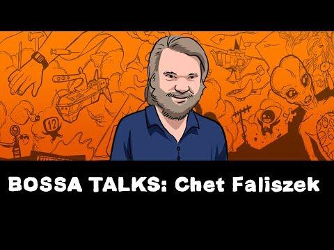 Empowering Stories Through AI with Chet Faliszek