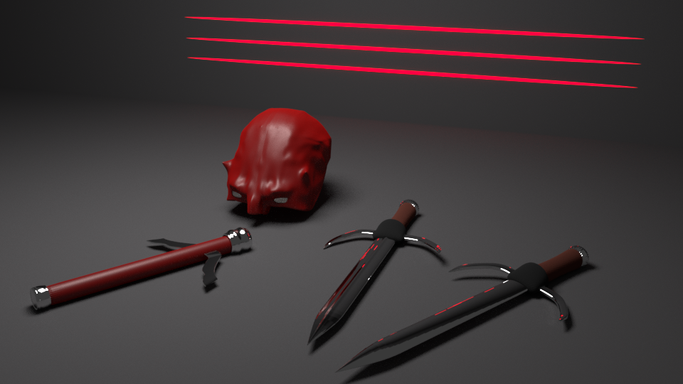 DareDevil (asset pack)