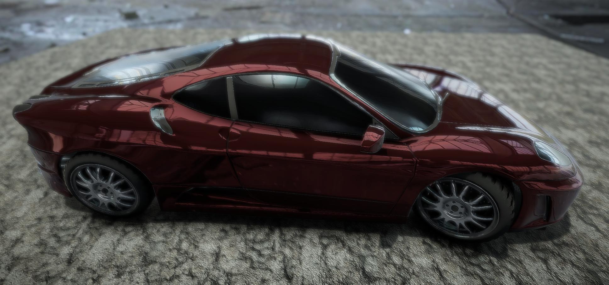 GFX for Automotive