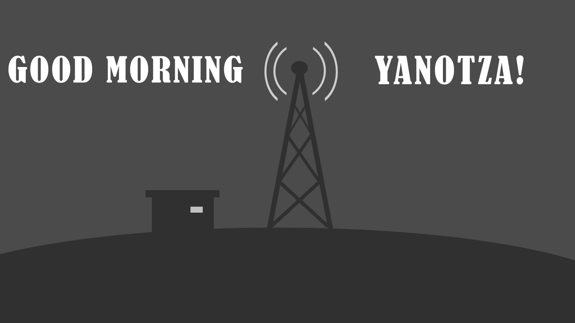 Good Morning Yanotza