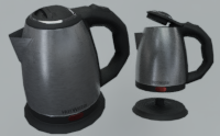 Low poly Kettle