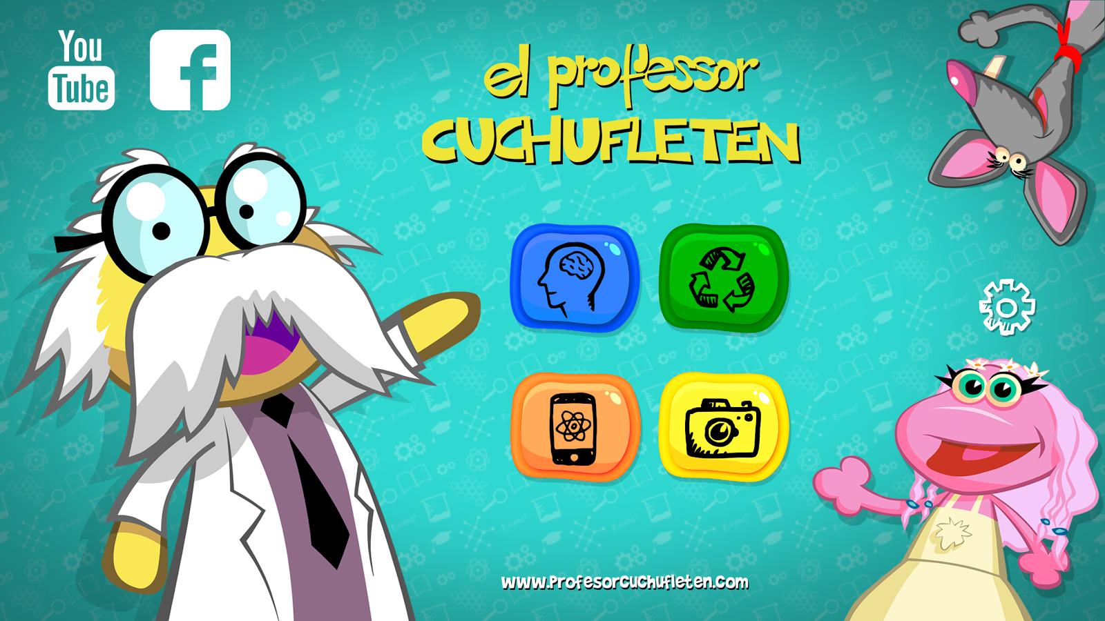 PROFESSOR CUCHUFLETEN