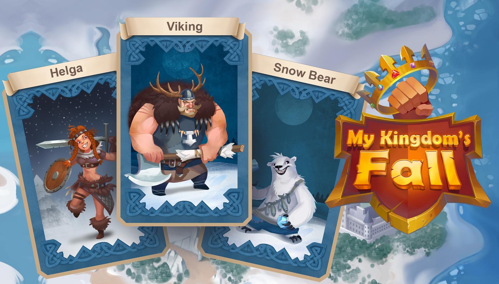 My Kingdom's Fall