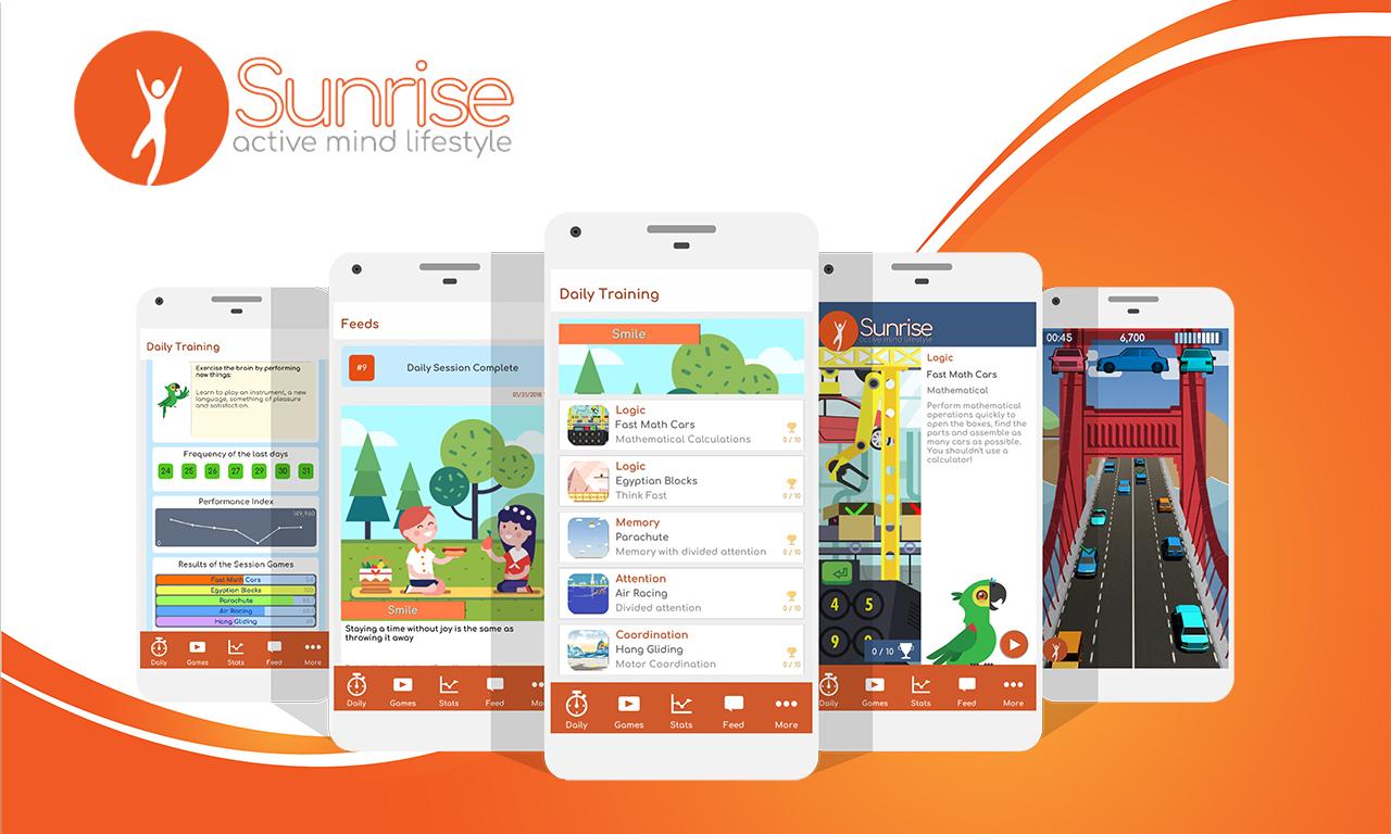 Sunrise - Active Mind Lifestyle