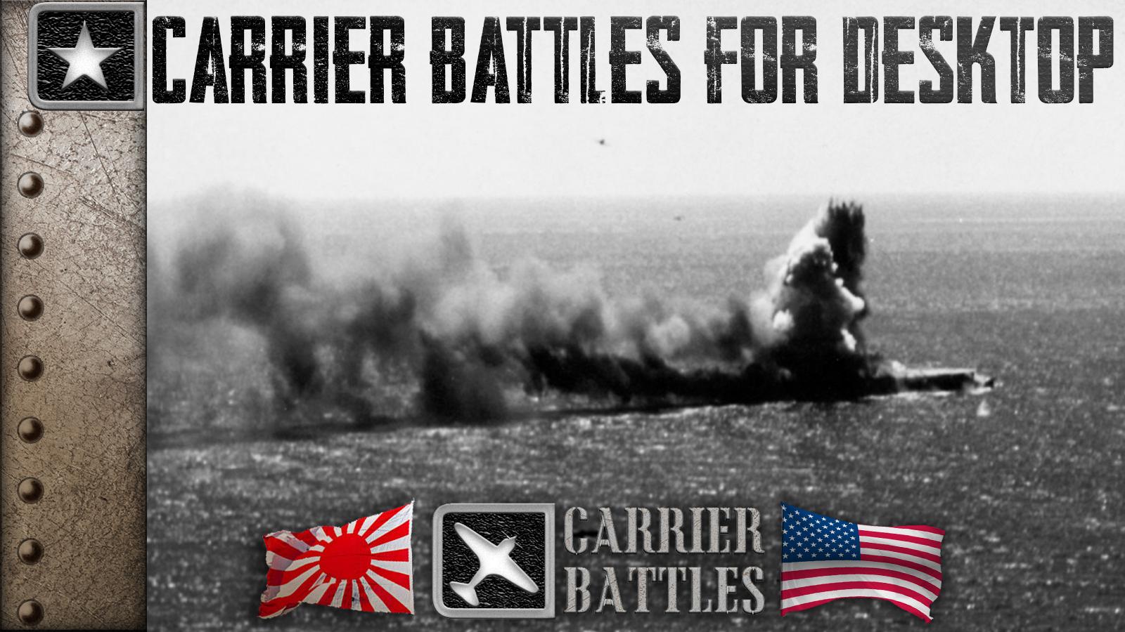 Carrier Battles 4 Desktop