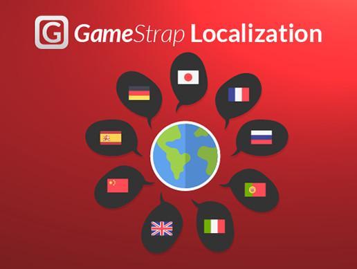 Gamestrap Localization
