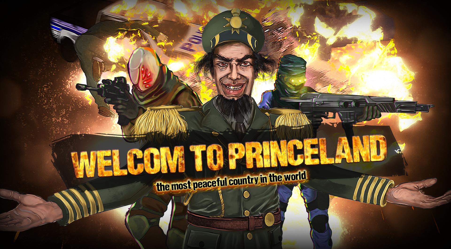 Welcom to Princeland