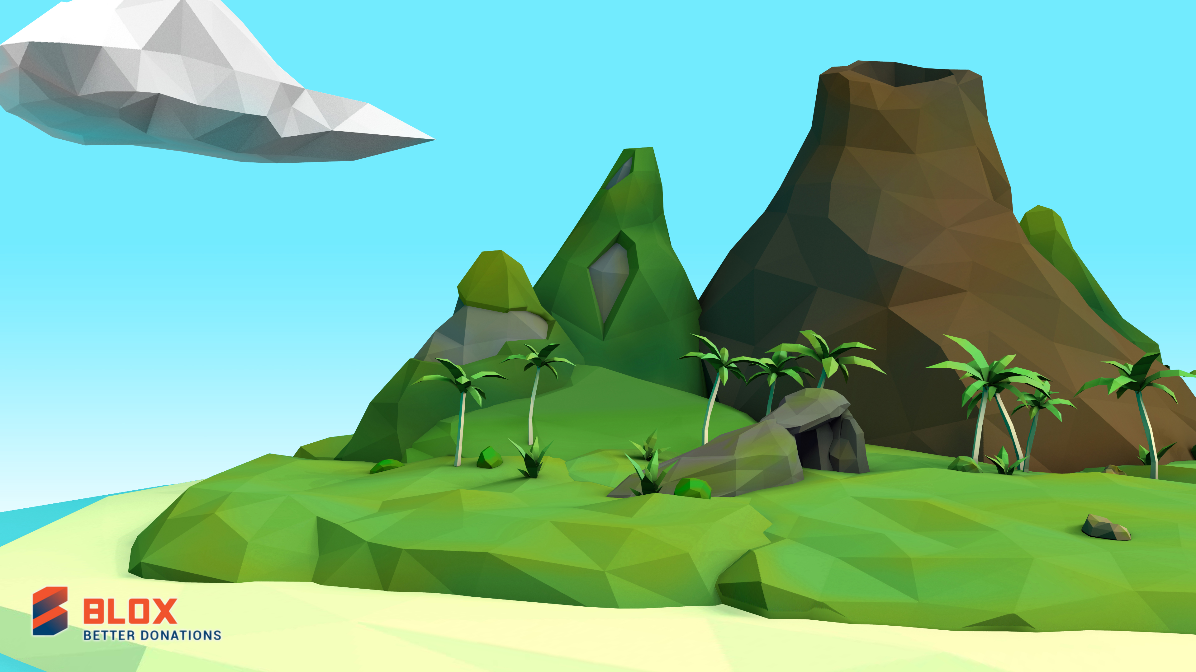Low Poly Environment