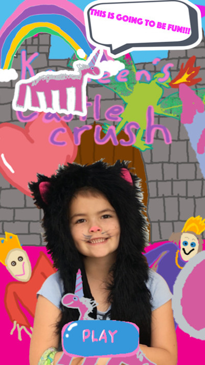 Kayleen's Castle Crush