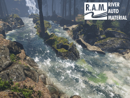 R.A.M - River Auto Material