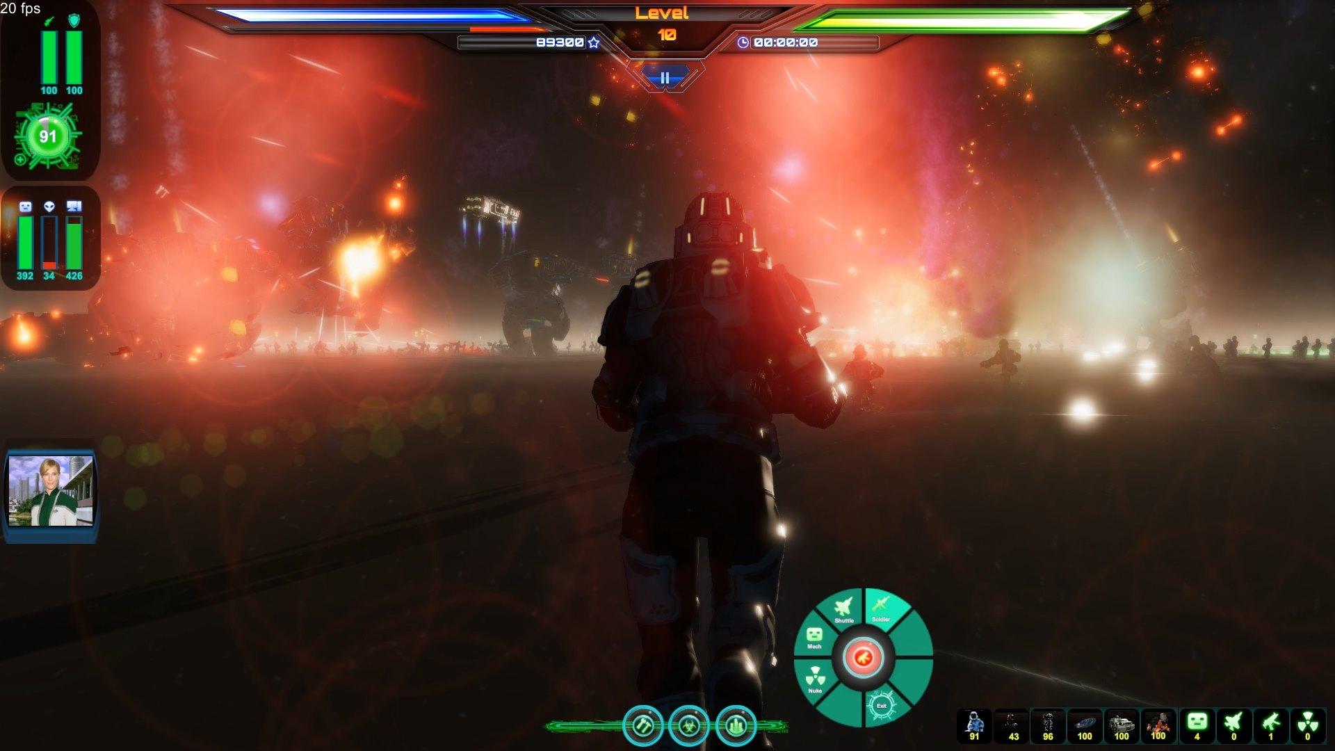 ARMAGEDDON - FUTURE COMBAT ARENA