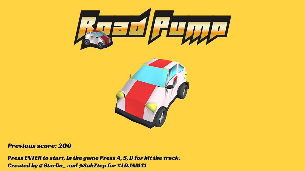 Road Pump