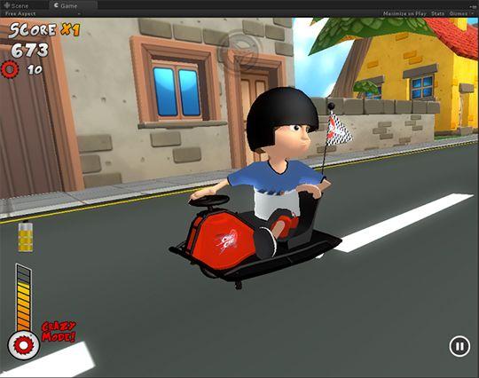 Crazy Cart: Ultimate Drift