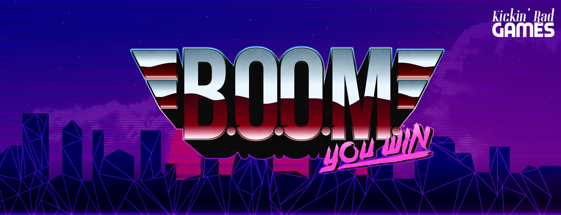 B.O.O.M. - You Win