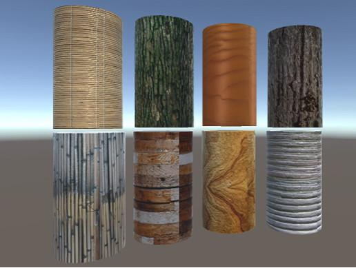 Wood & Tree Materials