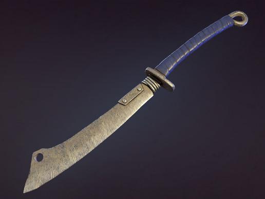 Handmade Machete