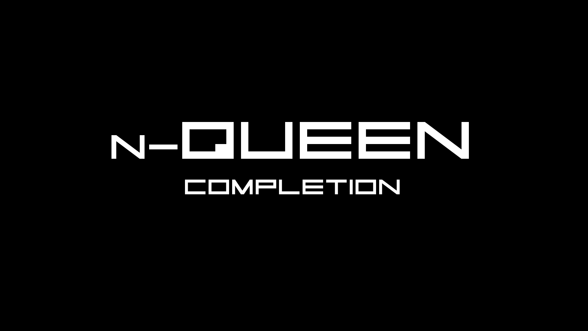 n-Queens Completion