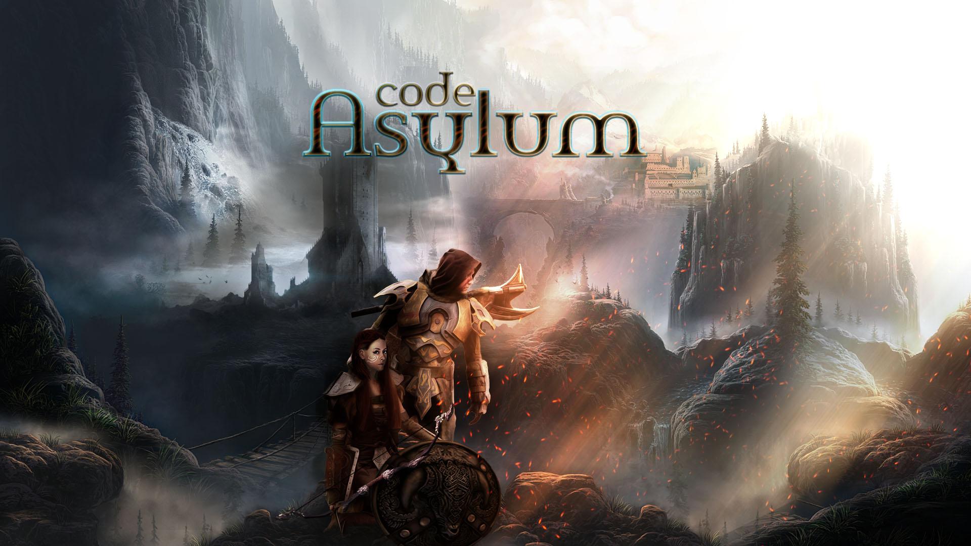 Code Asylum Action RPG