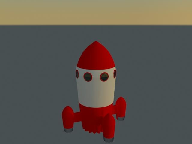 Early Chu Chu Rocket Clone