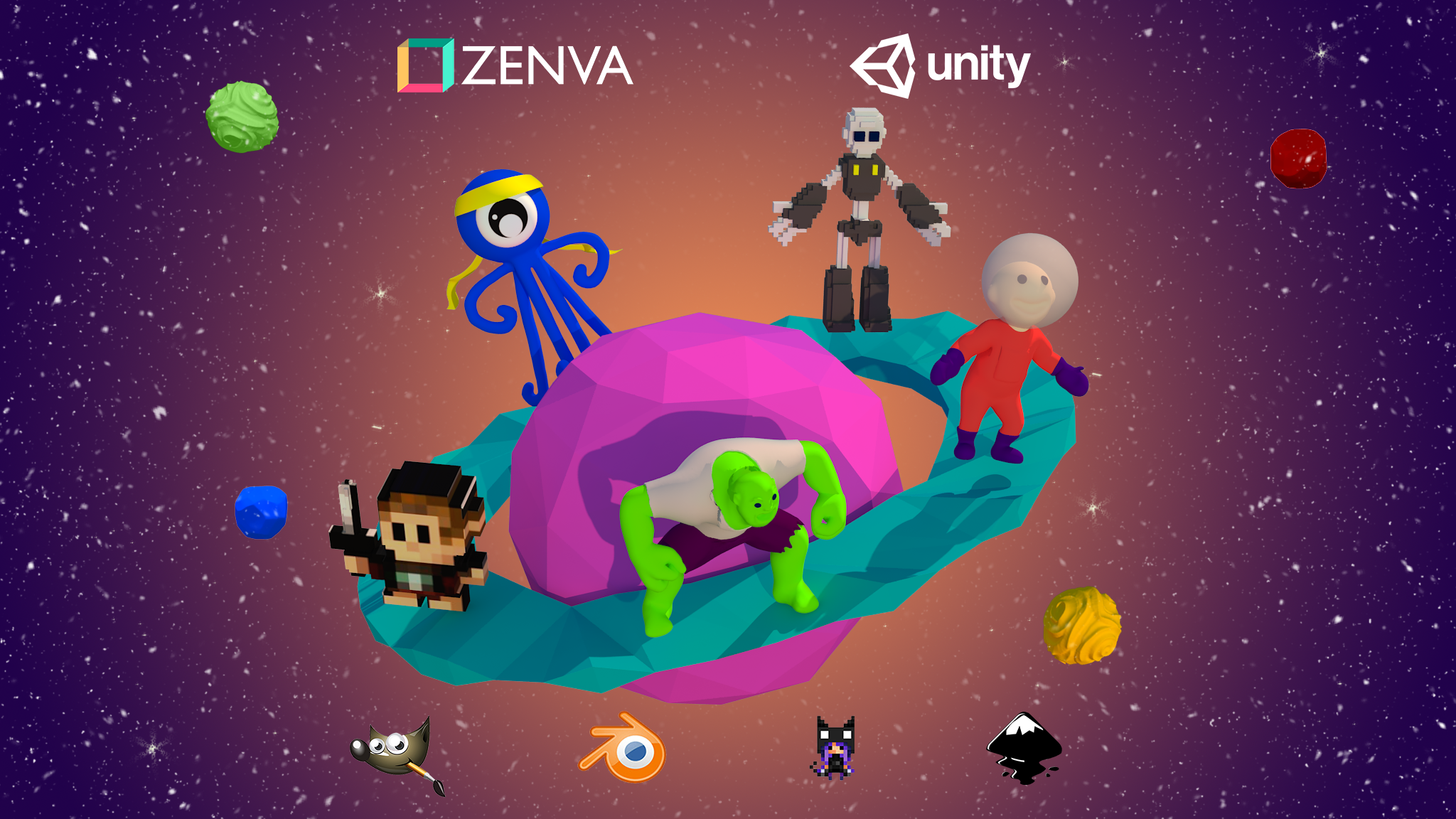 Unity Game Development Mini-Degree