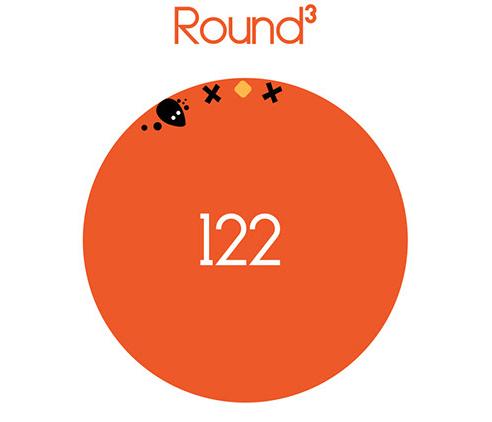 Round³