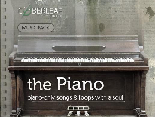 The Piano - music pack