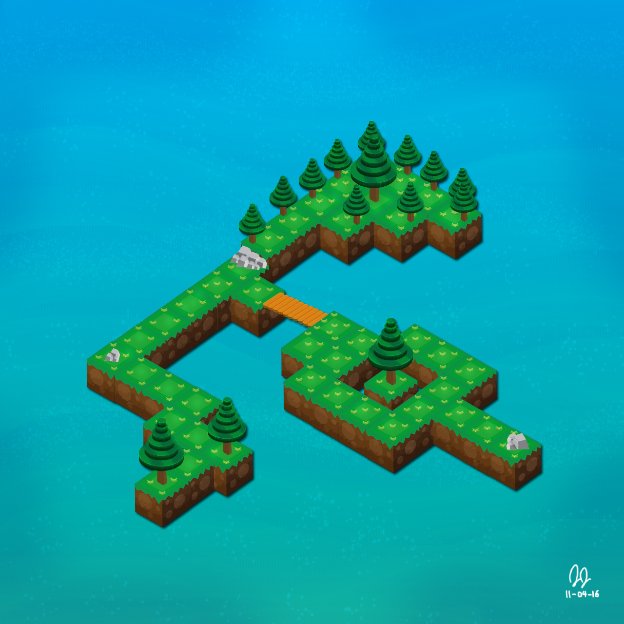 Isometric Art