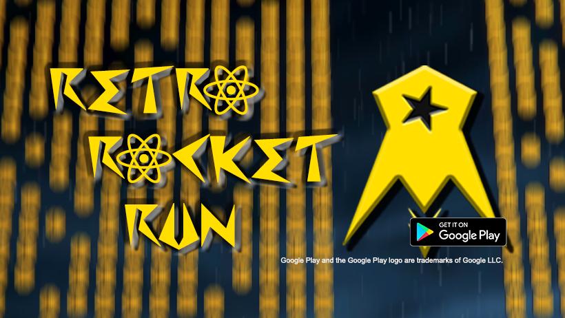 Retro Rocket Run
