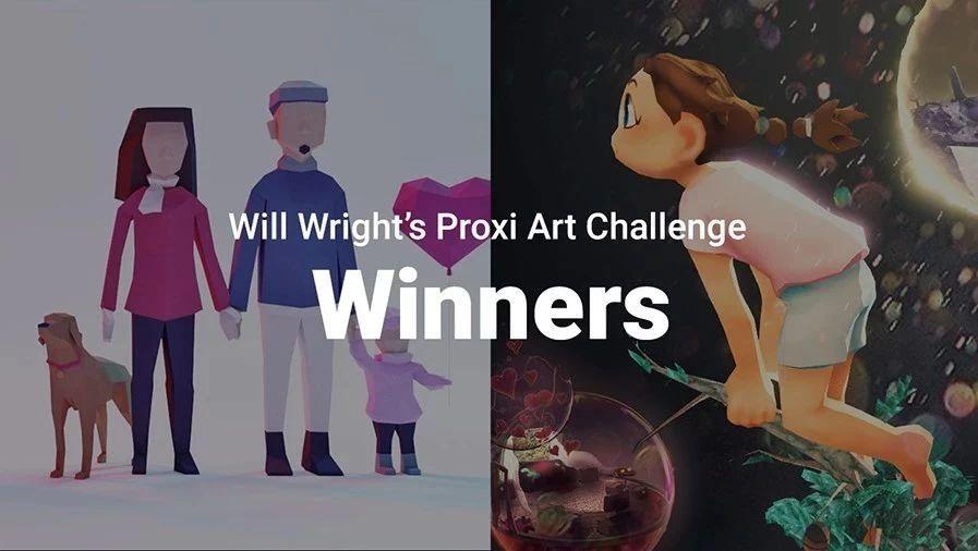 Proxi项目3D美术设计师选拔赛获奖作品