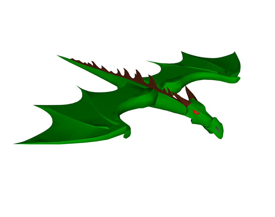 Dragon hunter AR game