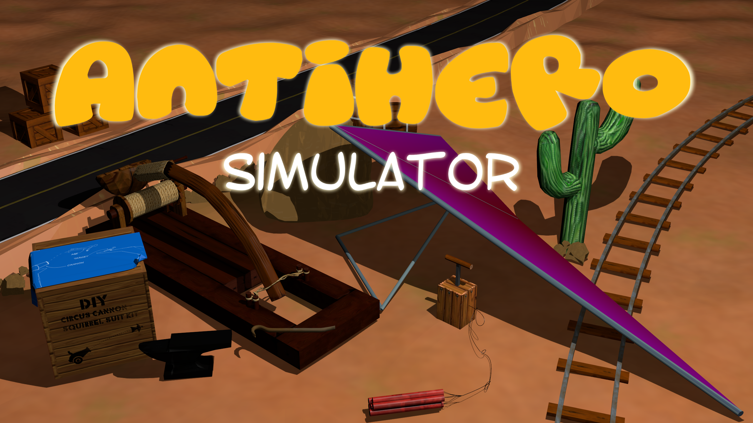 Antihero Simulator