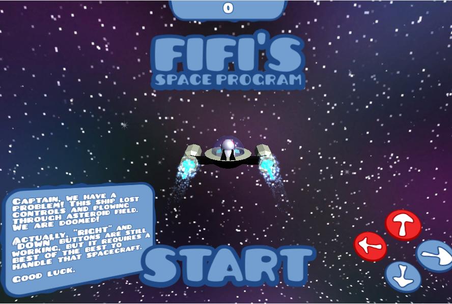 Fifi's Space Program
