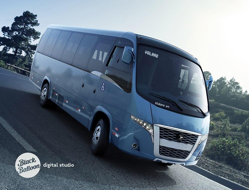 3d Bus Configurator