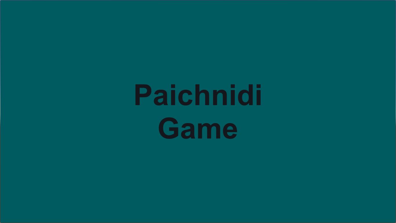 Paichnidi
