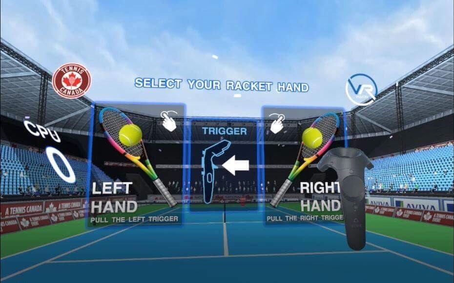 Tennis Canada (VR)