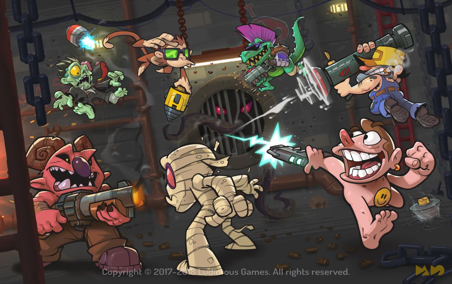 Ludicrous Games (Splash Images)