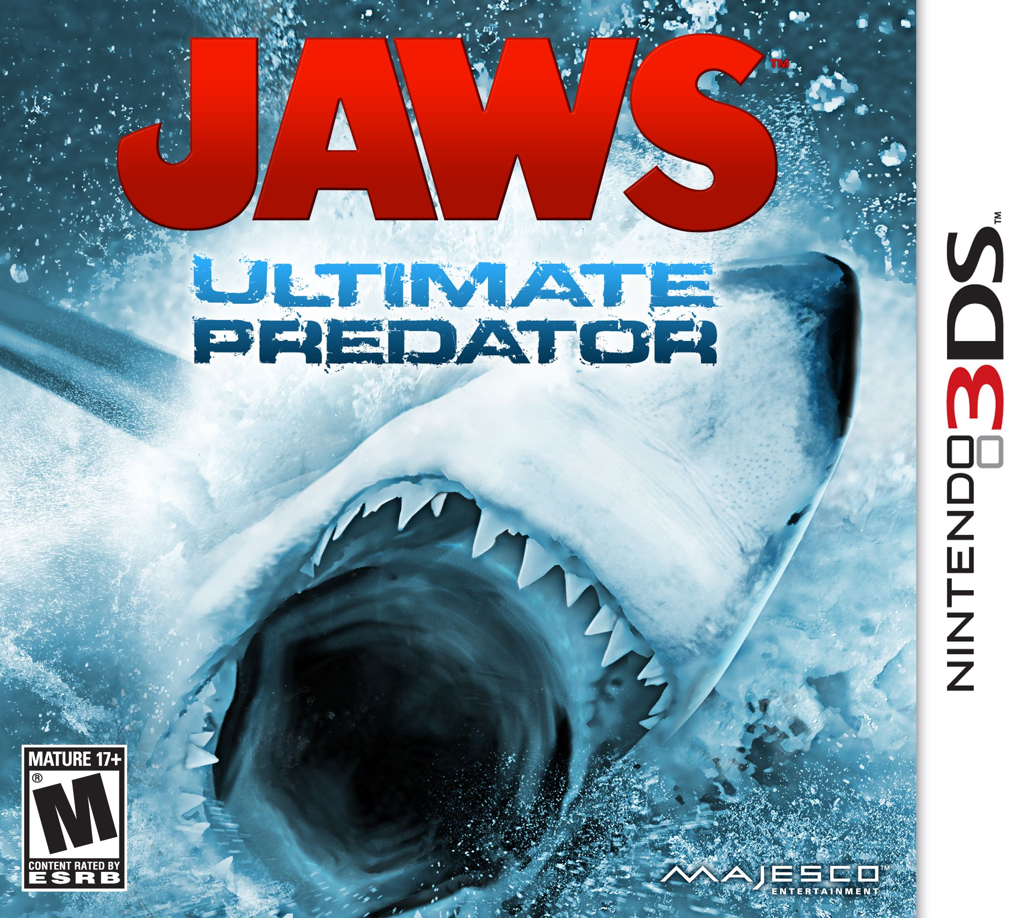 Jaws : Ultimate Predator (Nintendo 3DS)