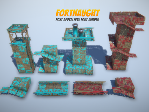 Fortnaught: Post Apocalypse Fort Builder