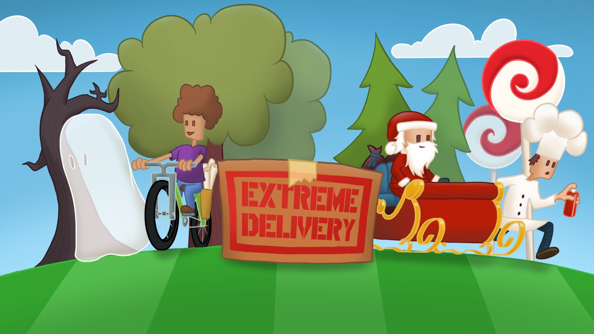 Extreme Delivery